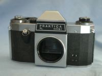 ' 42MM ' Praktica NOVA 1 M42 SLR Camera £4.99
